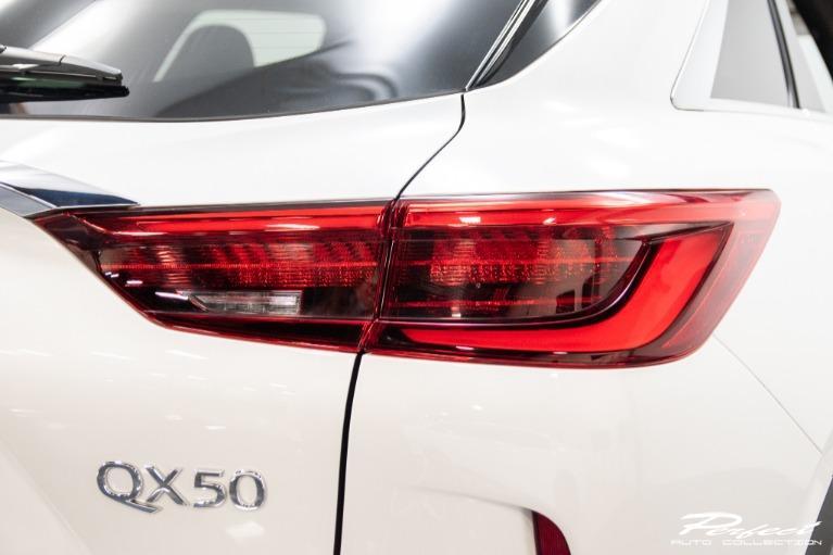 Used 2019 INFINITI QX50 Luxe
