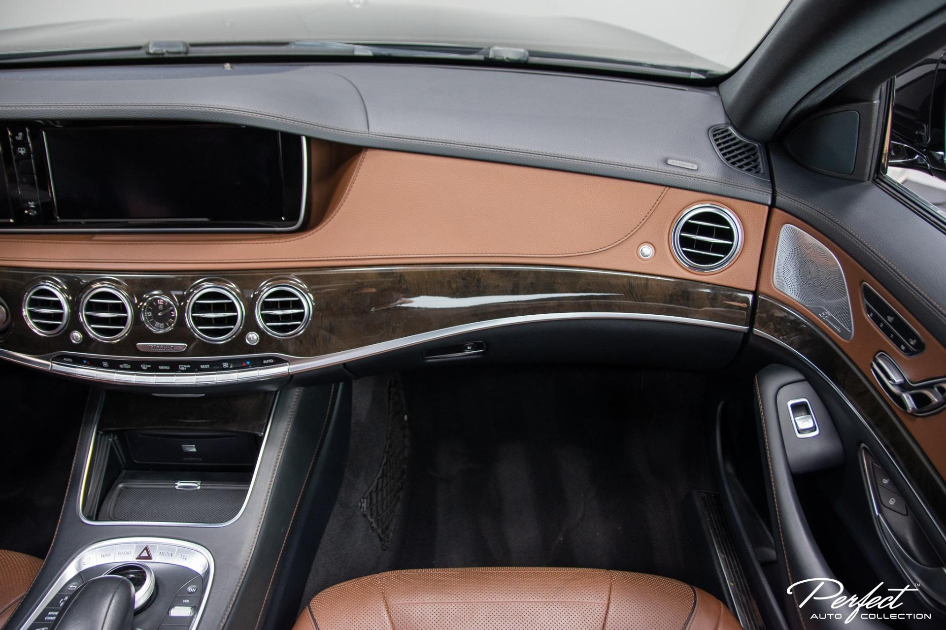 Used 2014 Mercedes Benz S Class S 550 4MATIC Edition One