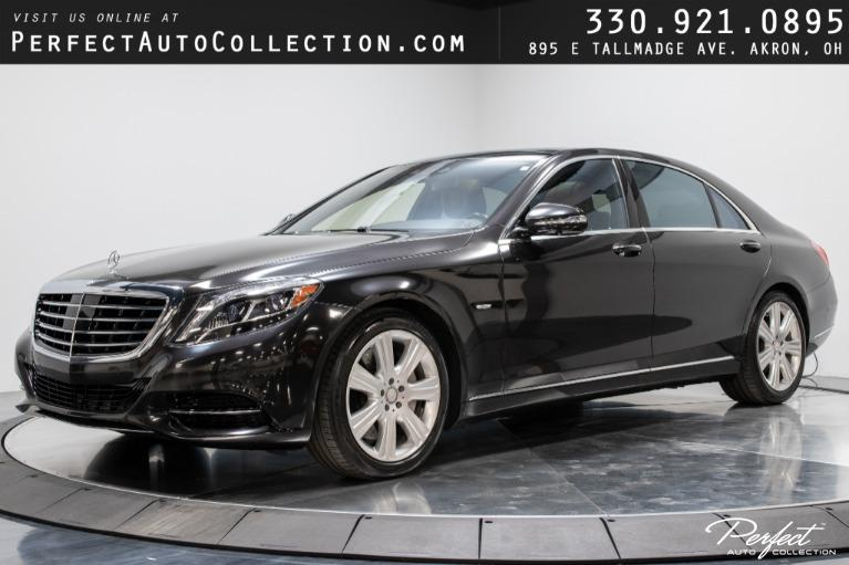 Used 2014 Mercedes-Benz S-Class S 550 4MATIC Edition One for sale $44,493 at Perfect Auto Collection in Akron OH