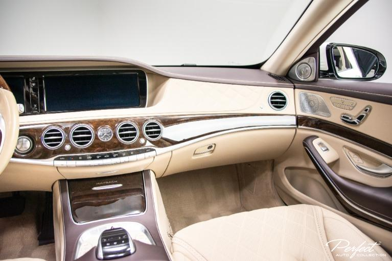 Used 2017 Mercedes Benz S Class Mercedes Maybach S 600