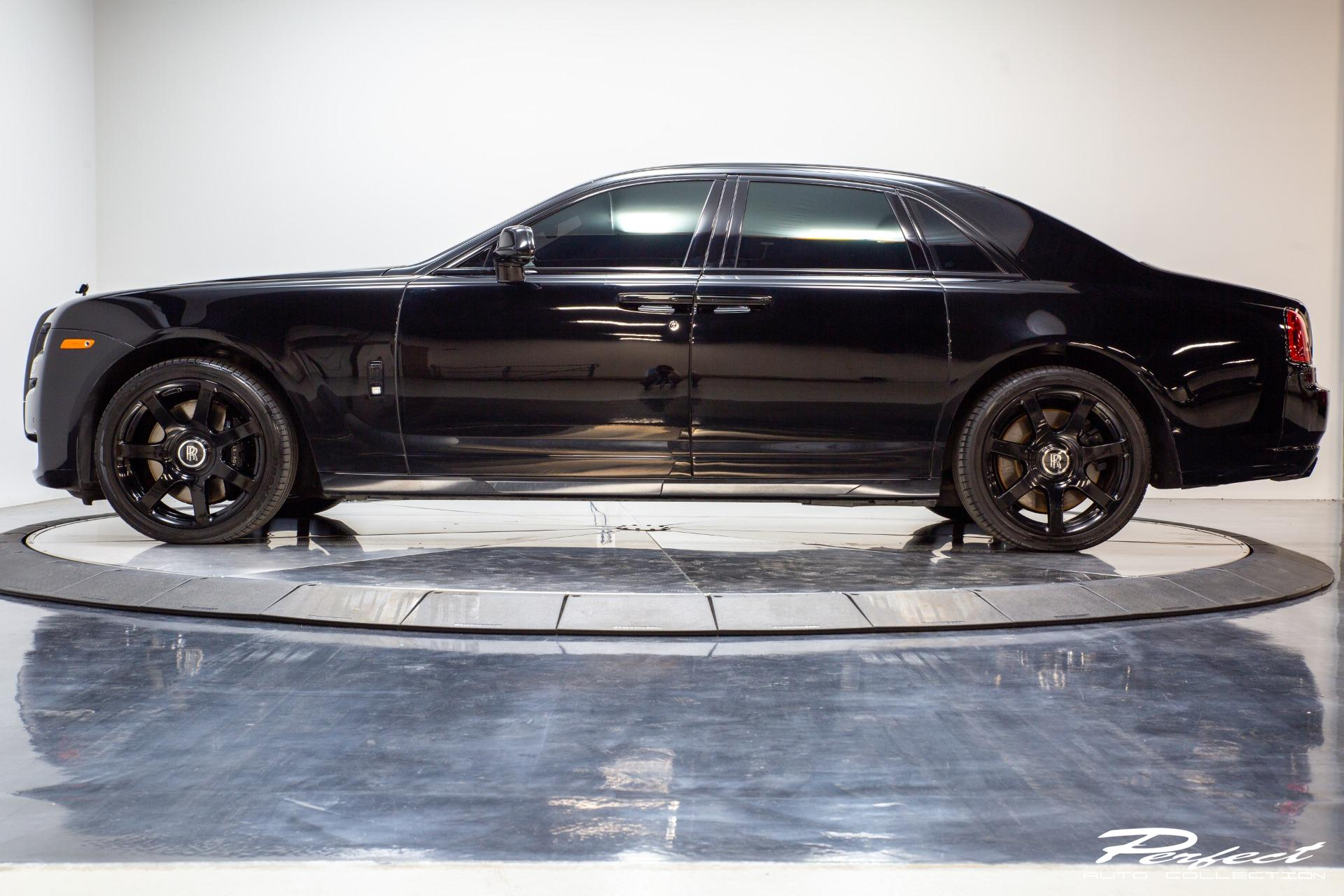 Used 2015 Rolls Royce Ghost Series II Feature Selection 2