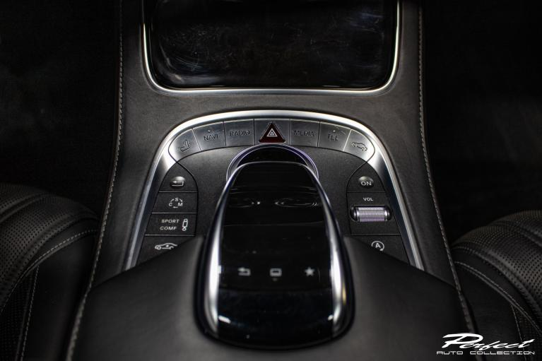 Used 2015 Mercedes Benz S Class S 63 AMG 4MATIC Coupe 2D