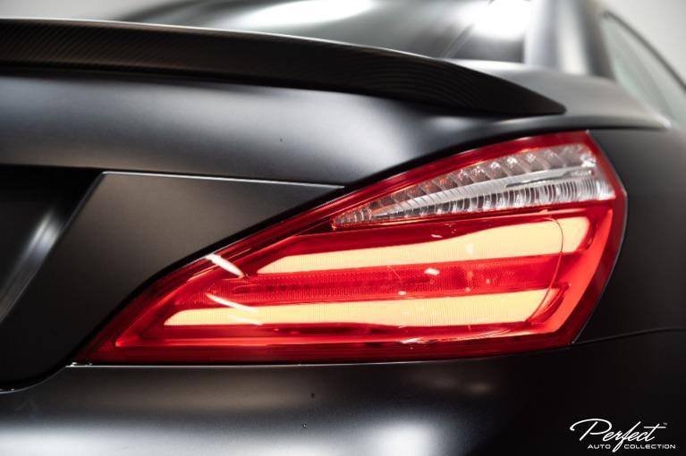 Used 2016 Mercedes Benz SL Class SL 550