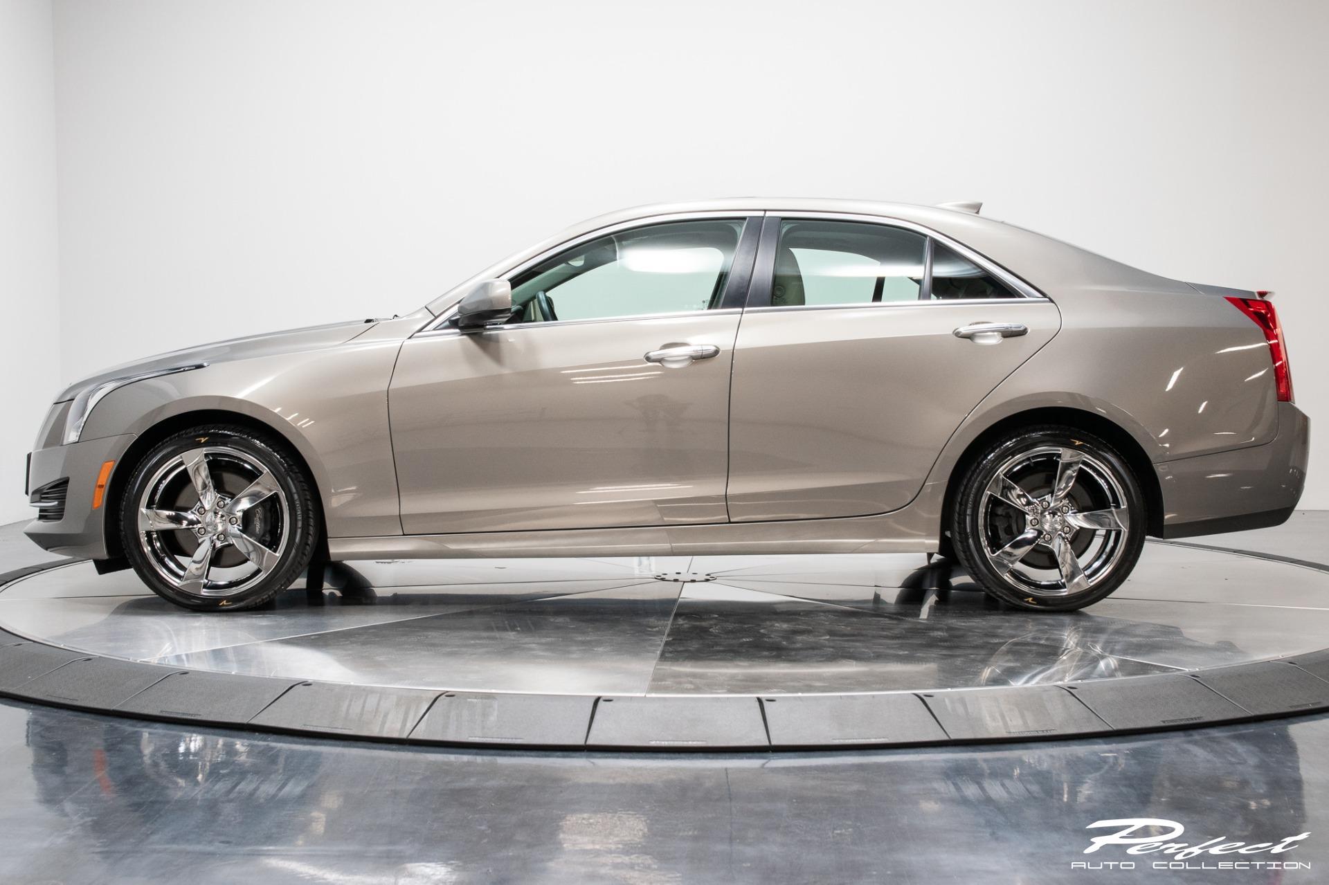 Used 2017 Cadillac ATS 20T