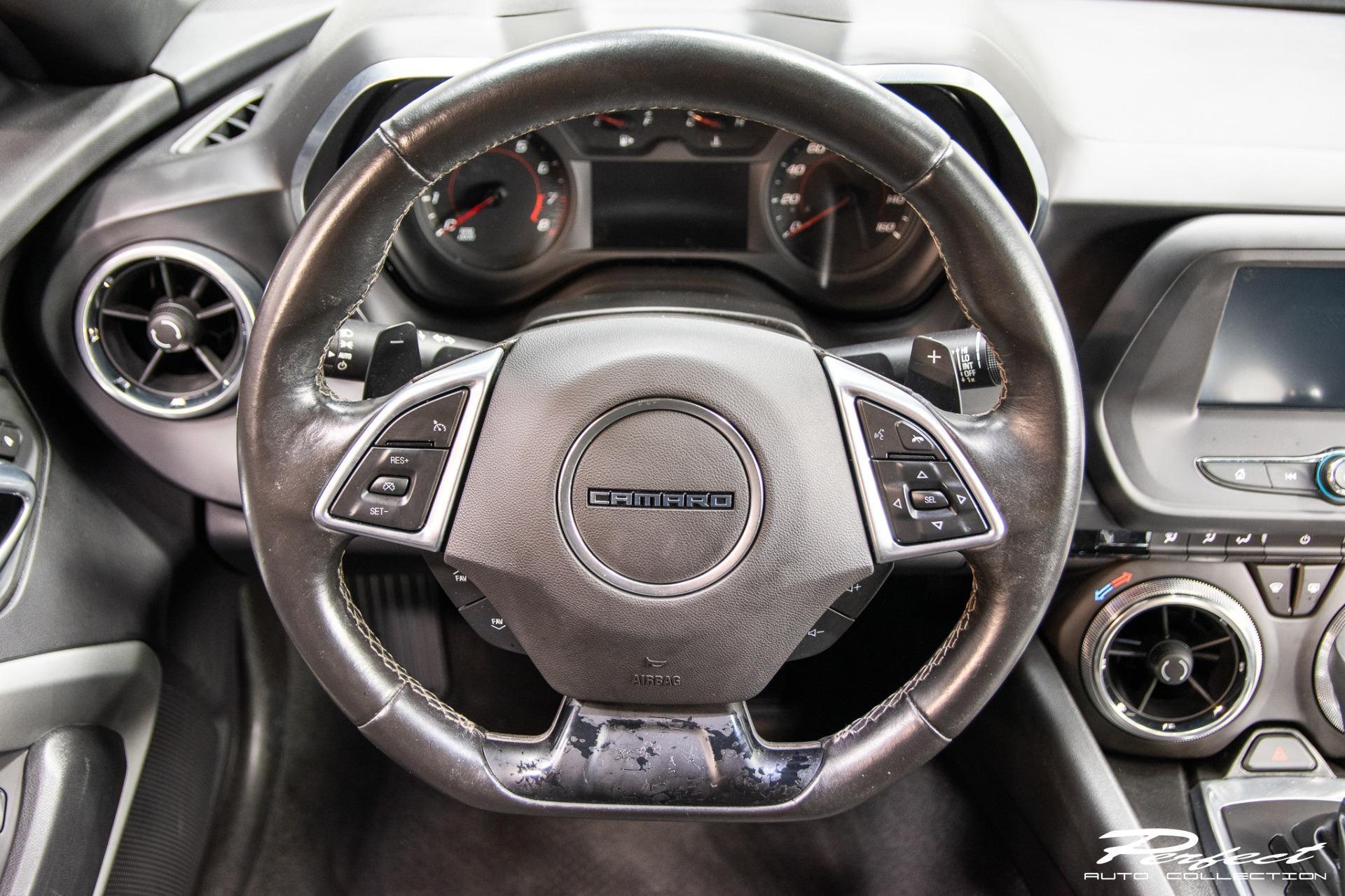 Used 2016 Chevrolet Camaro LT
