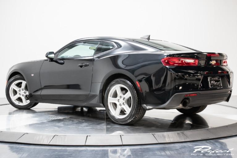 Used 2016 Chevrolet Camaro LT