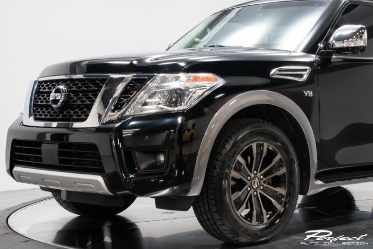 Used 2017 Nissan Armada Platinum