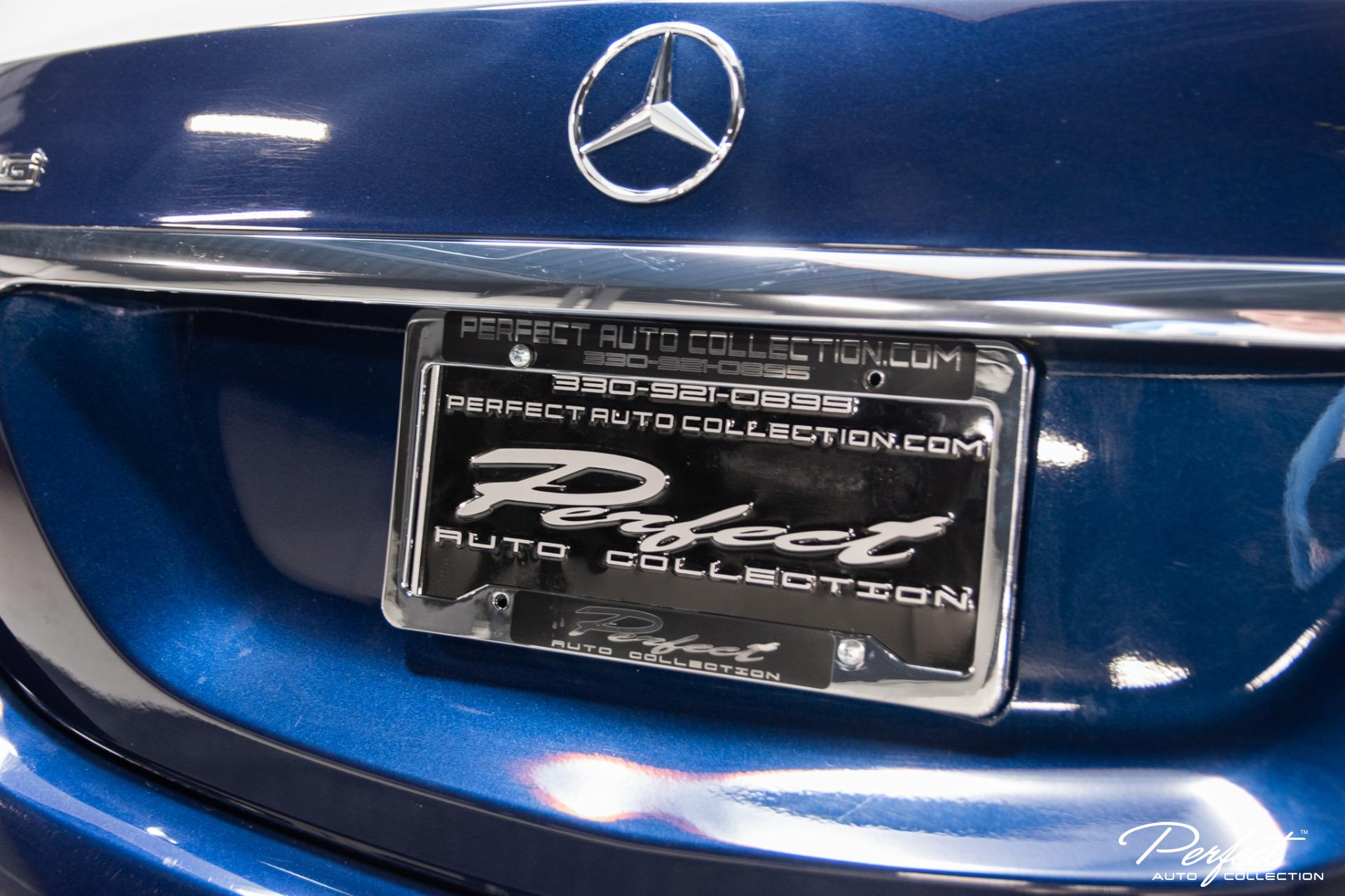 Used 2017 Mercedes Benz S Class AMG S 63