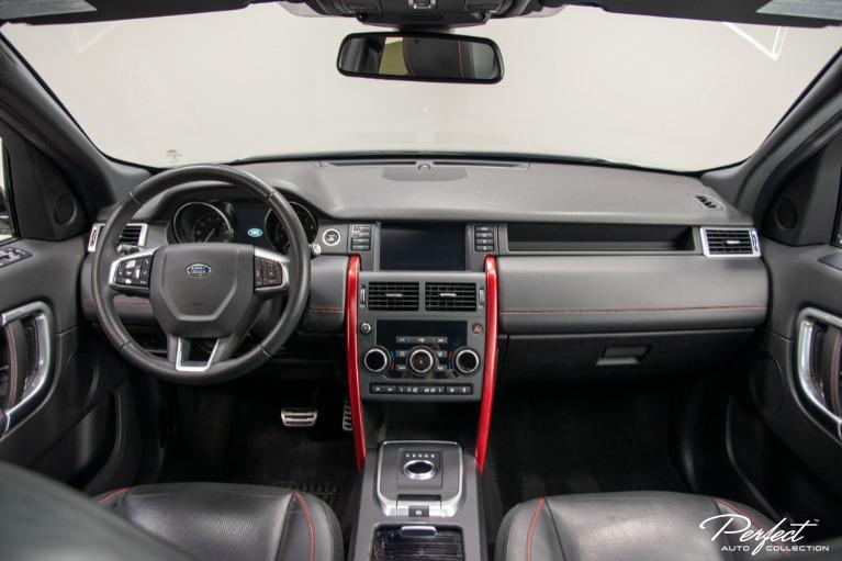 Used 2017 Land Rover Discovery Sport HSE Luxury