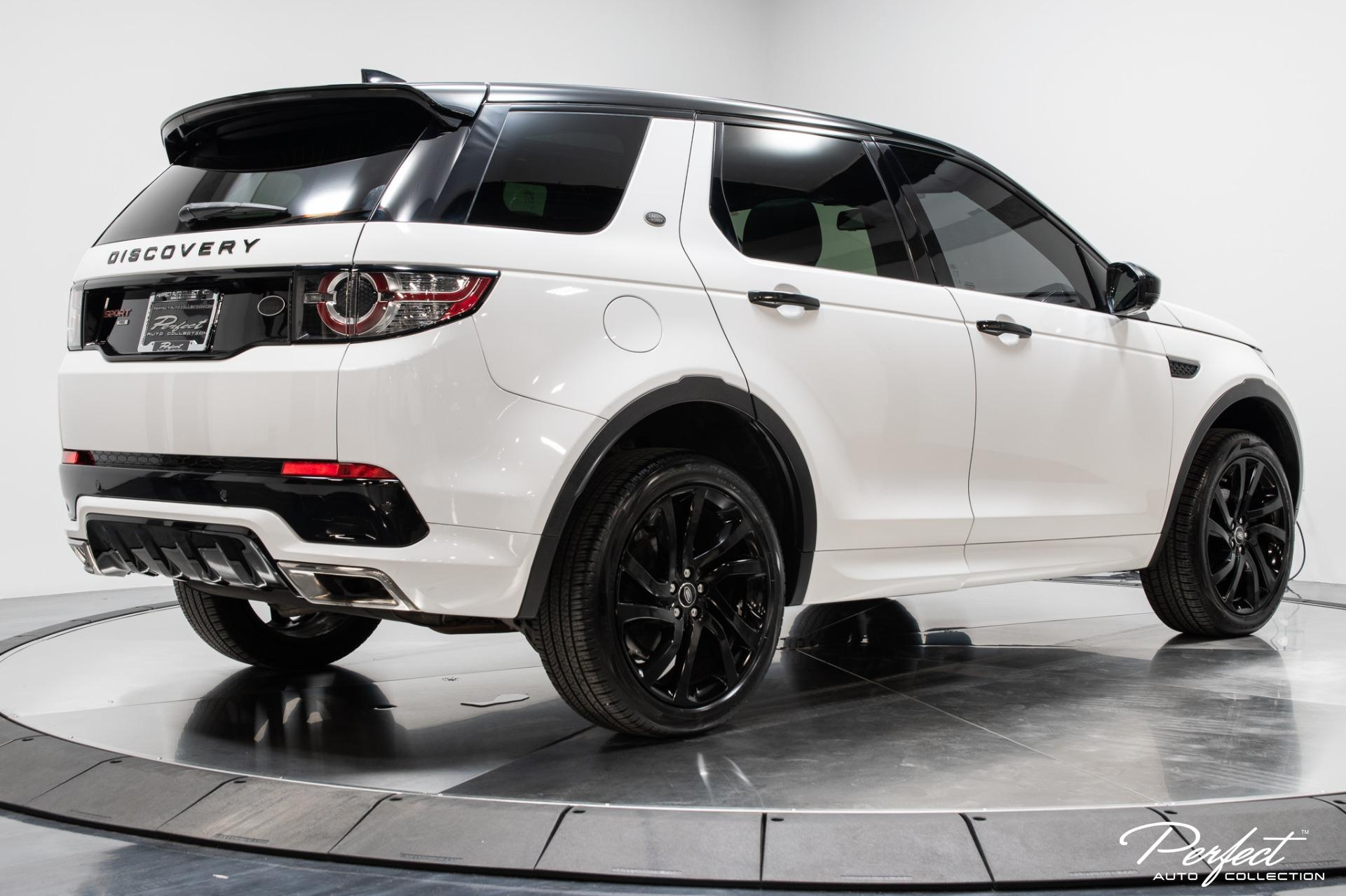 Used 2017 Land Rover Discovery Sport HSE Luxury for sale $33,993 at Perfect Auto Collection in Akron OH 44310 4
