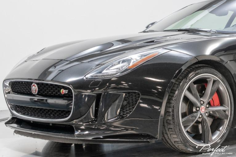 Used 2017 Jaguar F TYPE S