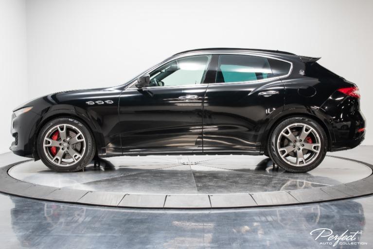 Used 2017 Maserati Levante S GranSport
