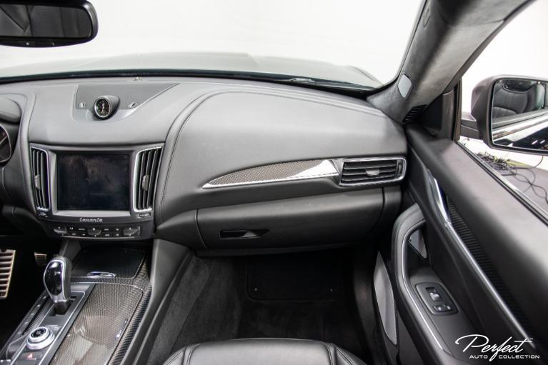Used 2017 Maserati Levante S