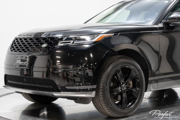 Used 2018 Land Rover Range Rover Velar P250 S