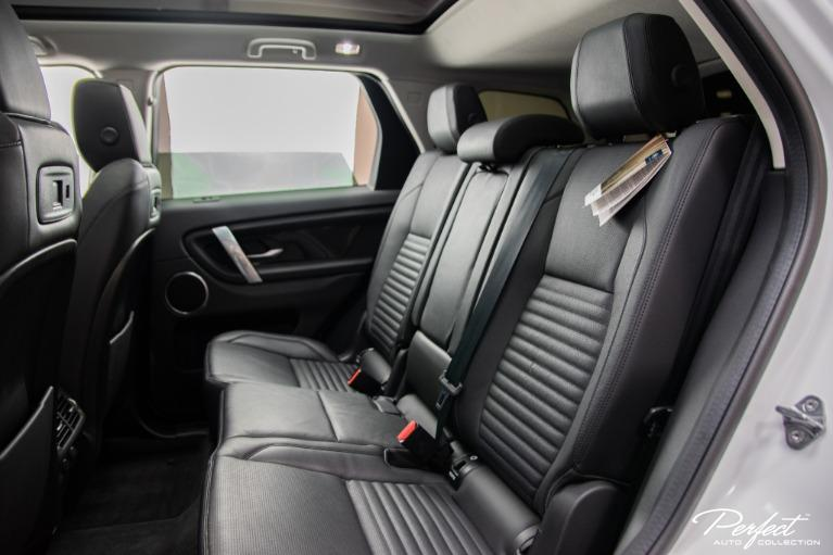 Used 2020 Land Rover Discovery Sport P250 S