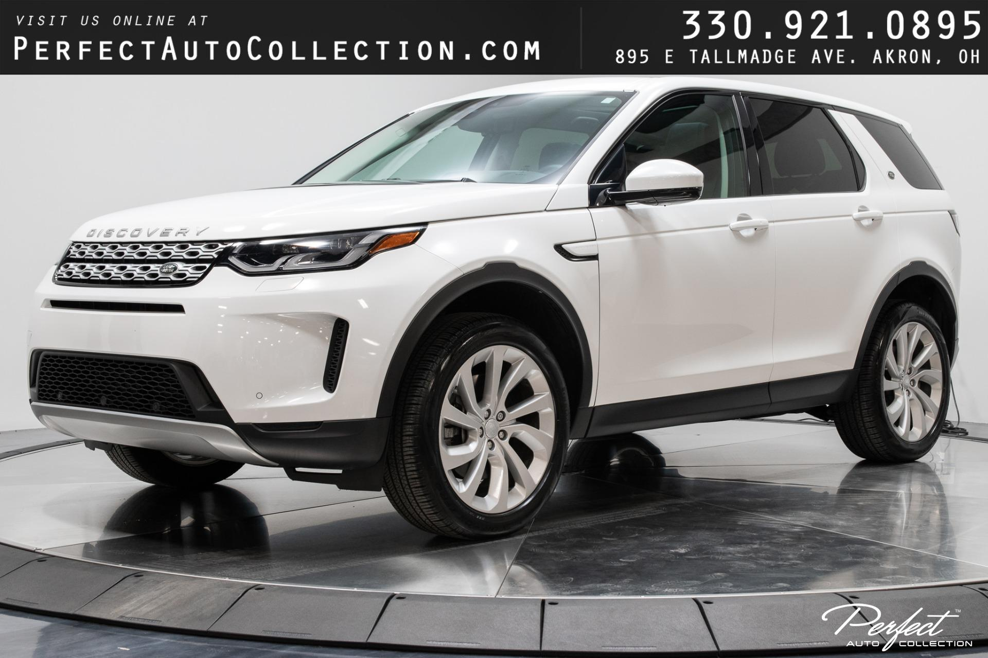 Used 2020 Land Rover Discovery Sport P250 S for sale $40,993 at Perfect Auto Collection in Akron OH 44310 1