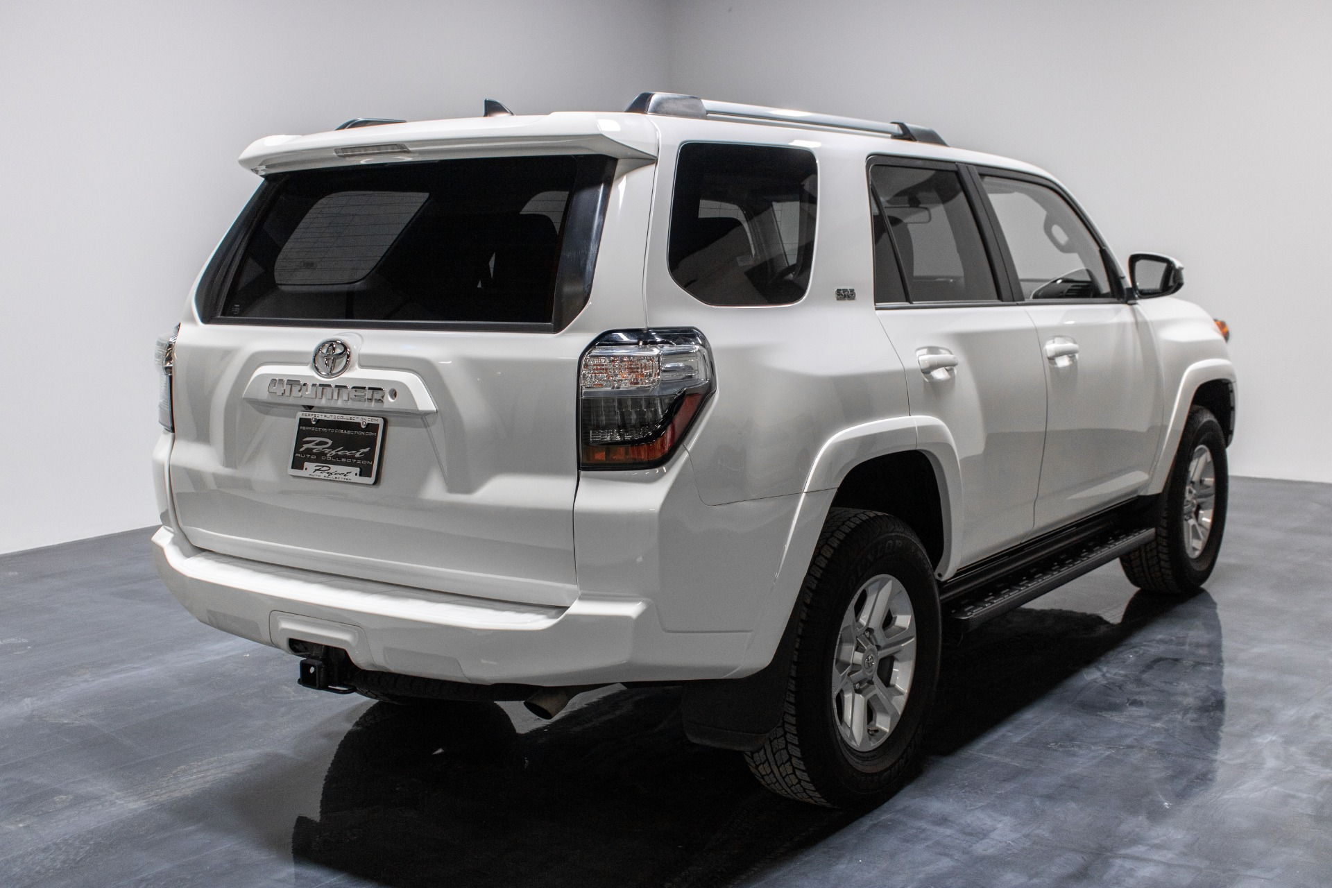 Used 2019 Toyota 4Runner SR5 Premium Sport Utility 4D for sale Sold at Perfect Auto Collection in Akron OH 44310 4