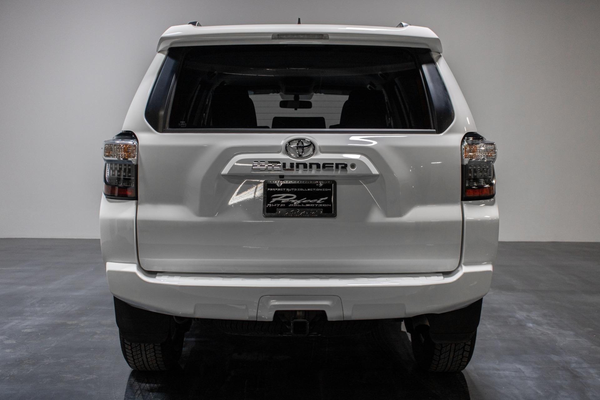 Used 2019 Toyota 4Runner SR5 Premium Sport Utility 4D