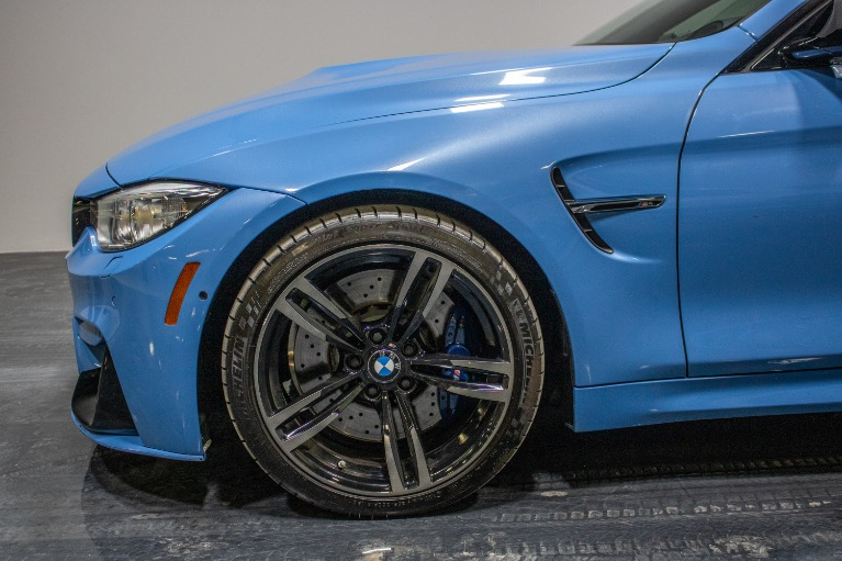 Used 2016 BMW M4 Convertible 2D