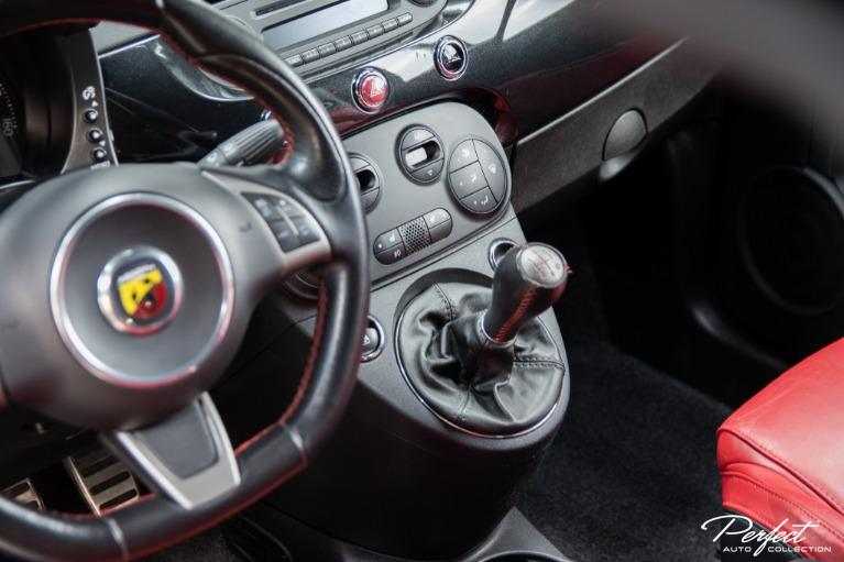 Used 2013 FIAT 500 Abarth
