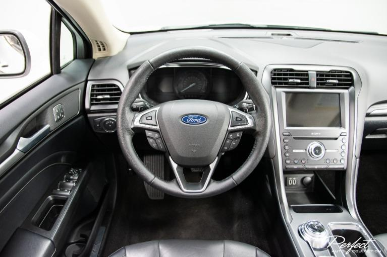 Used 2020 Ford Fusion Titanium