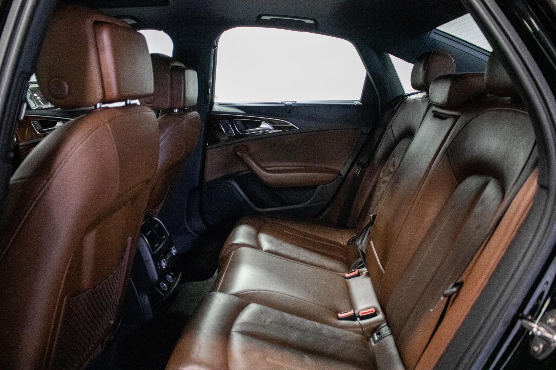 Used 2015 Audi A6 30T Premium Plus Sedan 4D