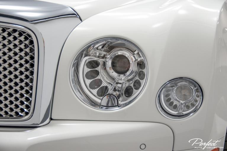 Used 2013 Bentley Mulsanne