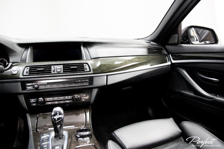 Used 2016 BMW 5 Series 550i xDrive