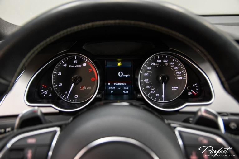 Used 2015 Audi S5 30T quattro Premium Plus