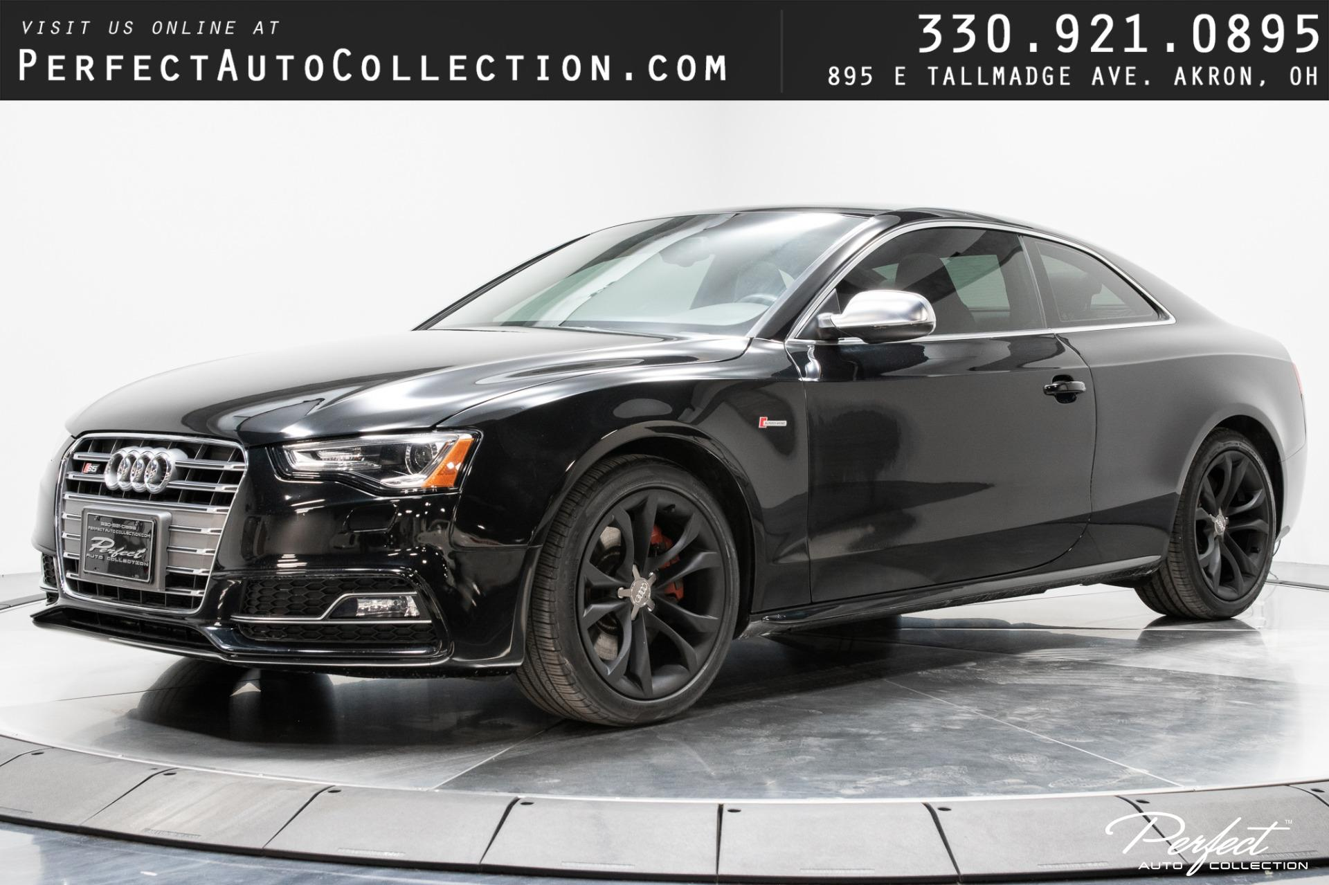 Used 2015 Audi S5 3.0T quattro Premium Plus for sale Sold at Perfect Auto Collection in Akron OH 44310 1