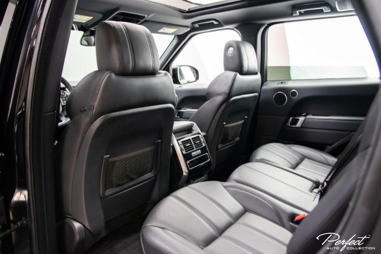 Used 2015 Land Rover Range Rover Sport Sport Supercharged