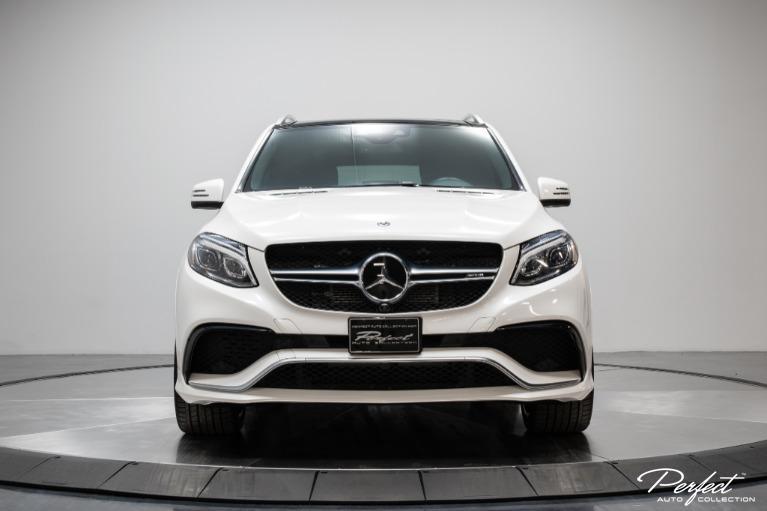 Used 2018 Mercedes Benz GLE AMG GLE 63