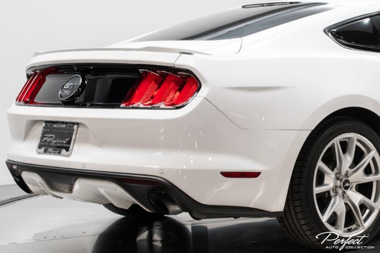 Used 2015 Ford Mustang GT 50th Anniversary Edition