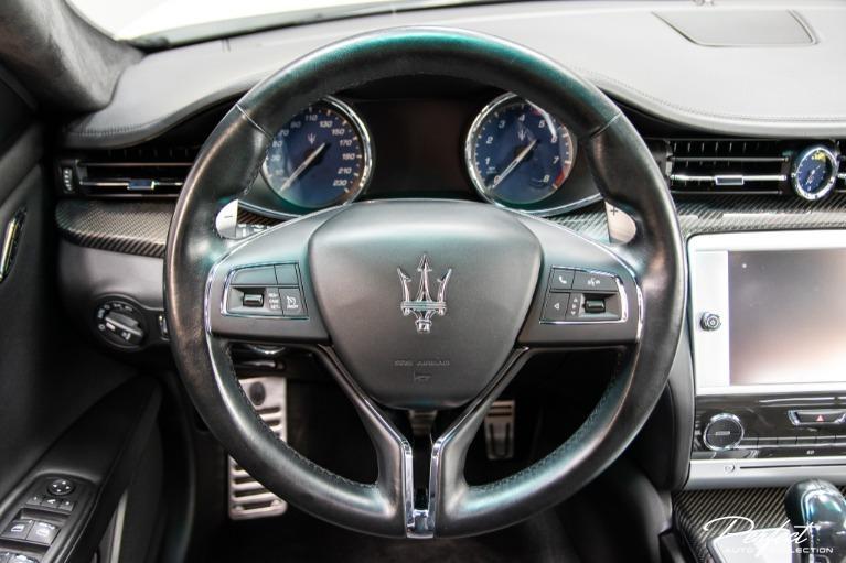 Used 2014 Maserati Quattroporte Sport GT S