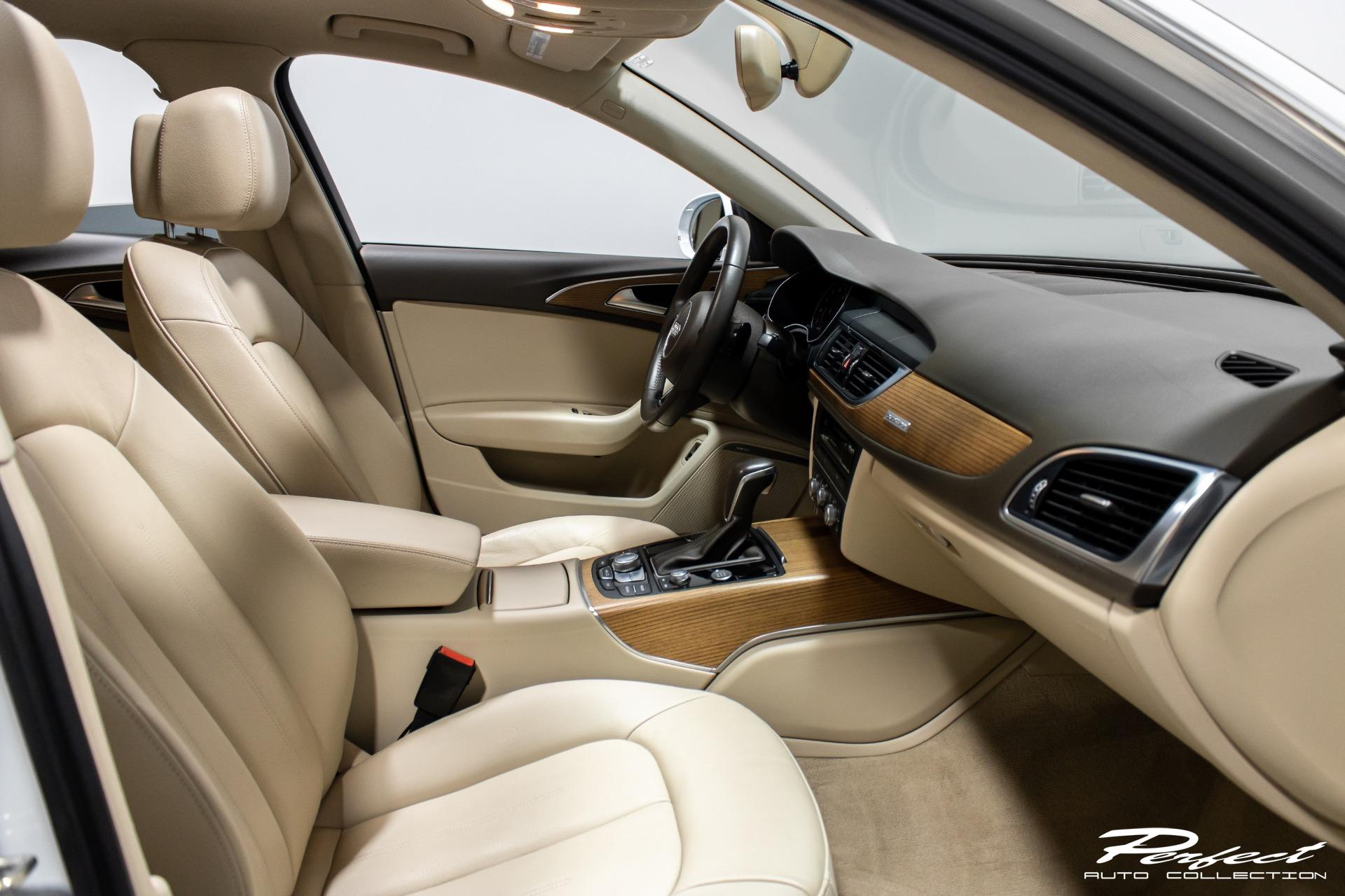 Used 2016 Audi A6 20T Premium Plus Sedan 4D