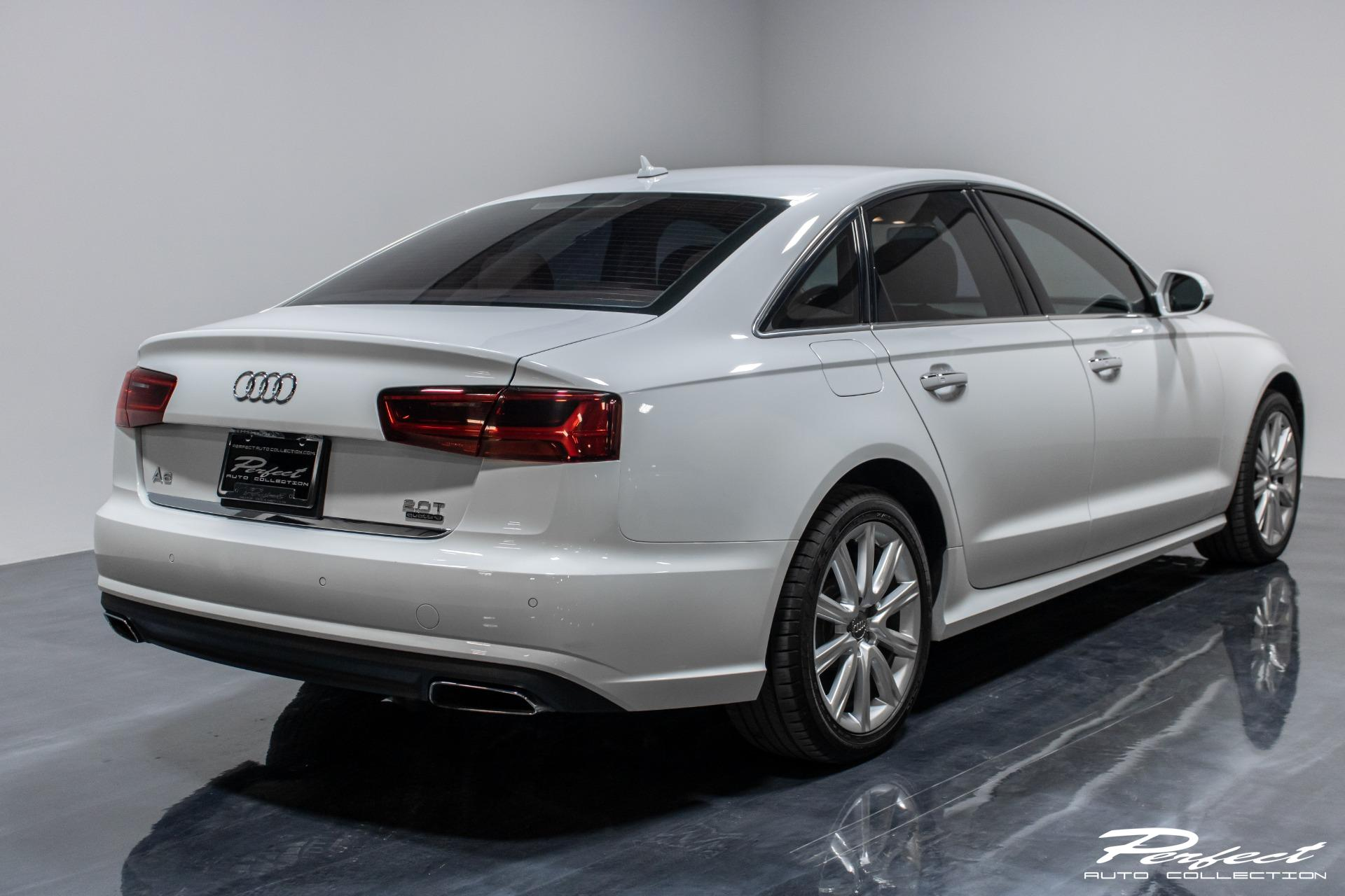 Used 2016 Audi A6 2.0T Premium Plus Sedan 4D for sale Sold at Perfect Auto Collection in Akron OH 44310 4