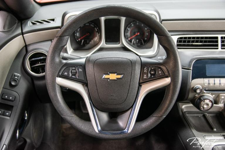 Used 2012 Chevrolet Camaro LS