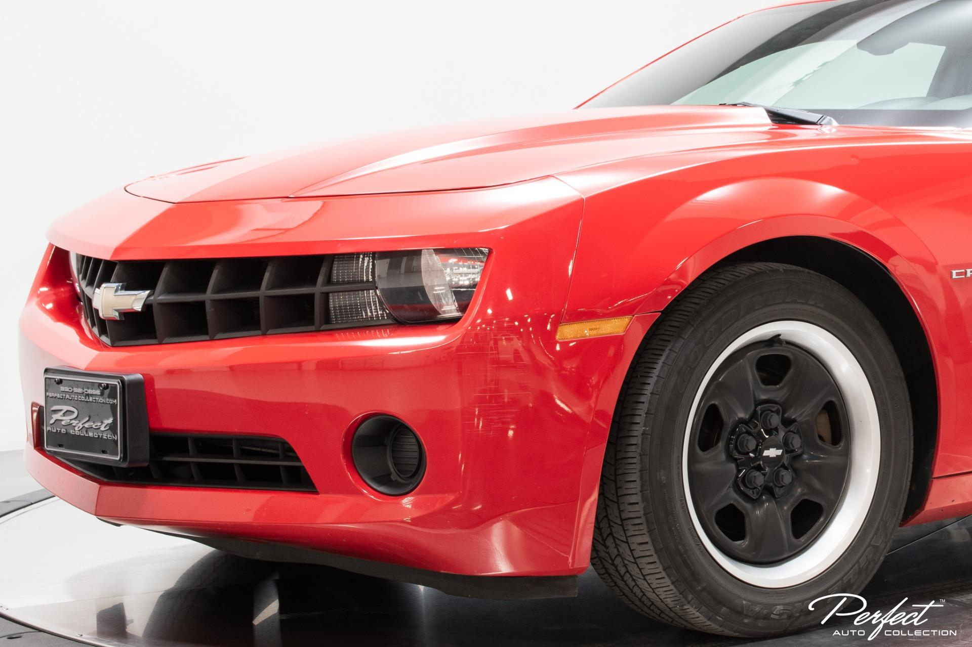 Used 2012 Chevrolet Camaro LS for sale $11,793 at Perfect Auto Collection in Akron OH 44310 4