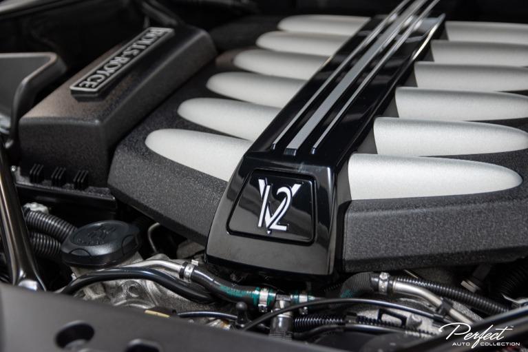 Used 2015 Rolls Royce Wraith