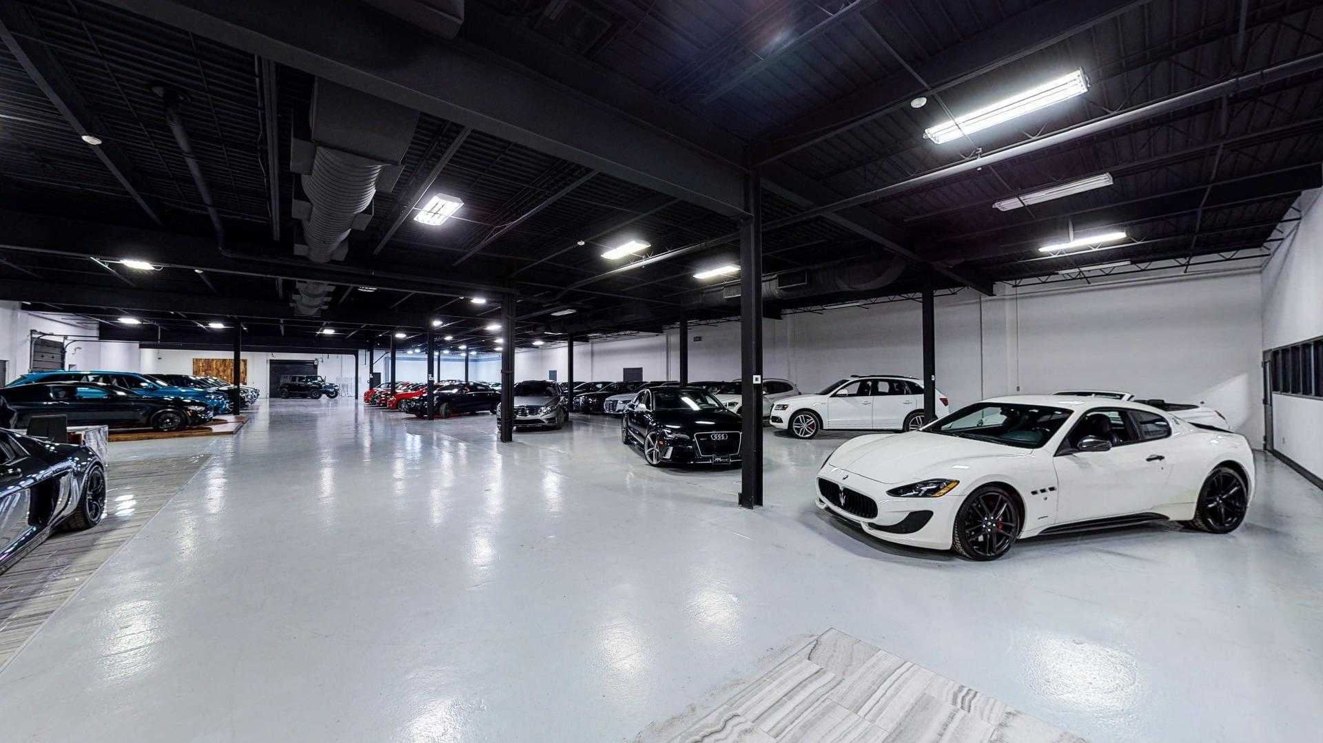 Used 2011 Maserati GranTurismo for sale Sold at Perfect Auto Collection in Akron OH 44310 2