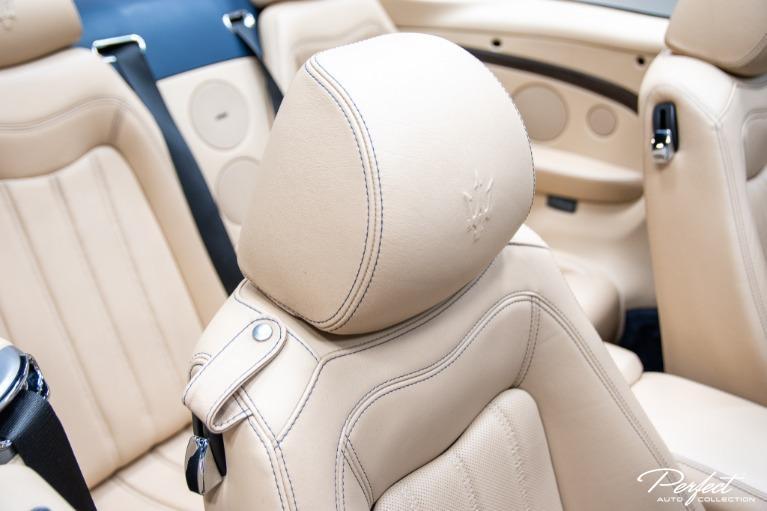 Used 2011 Maserati GranTurismo