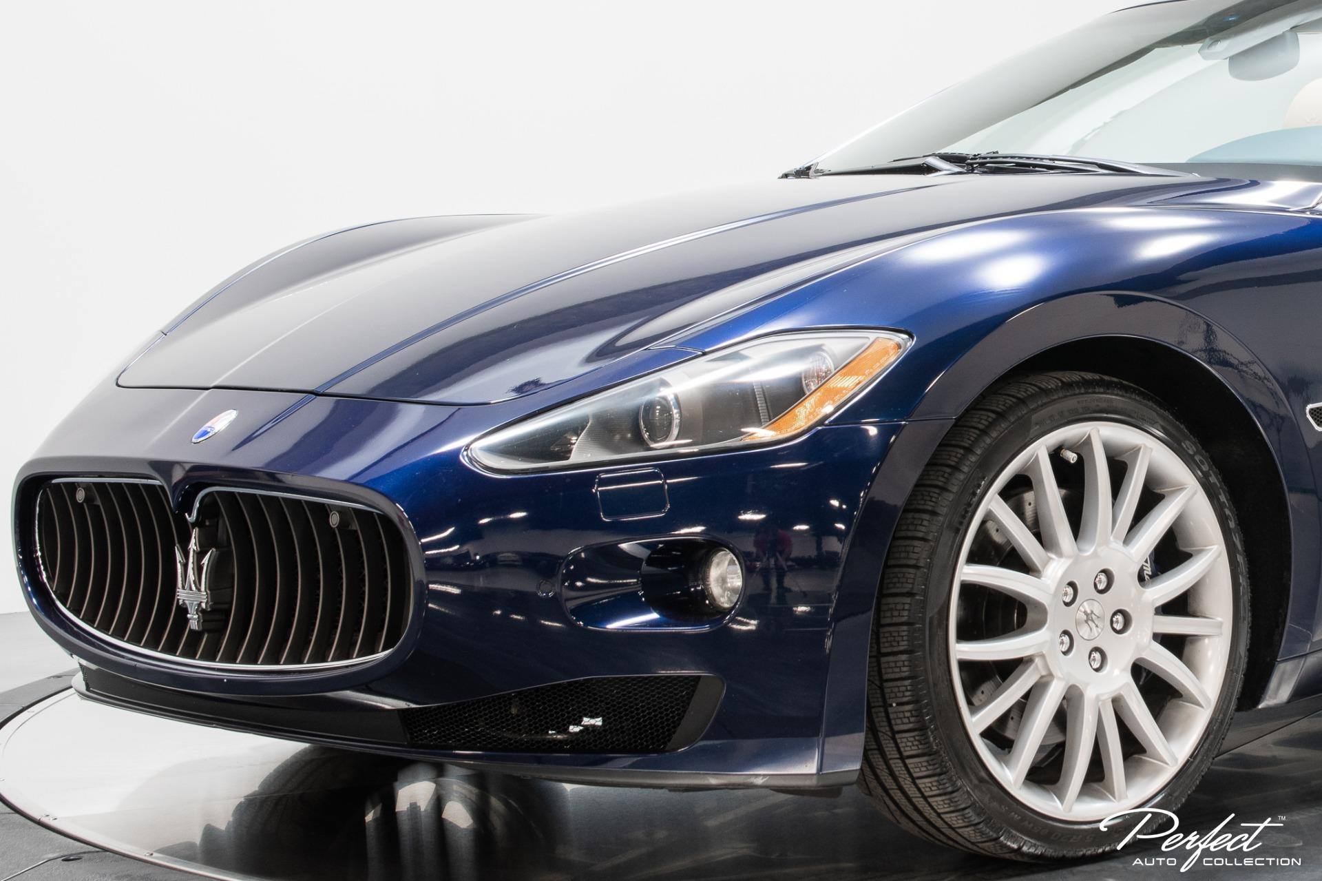 Used 2011 Maserati GranTurismo for sale Sold at Perfect Auto Collection in Akron OH 44310 4