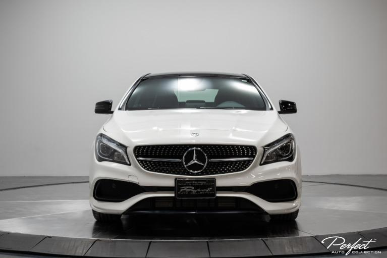 Used 2018 Mercedes Benz CLA CLA 250 4MATIC