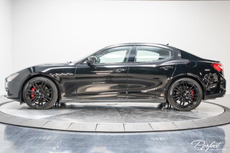 Used 2017 Maserati Ghibli S Q4 Nerissimo Edition