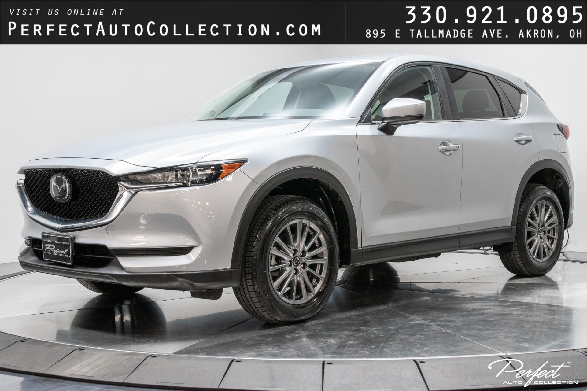 Used 2020 Mazda CX-5 Touring for sale $25,993 at Perfect Auto Collection in Akron OH 44310 1