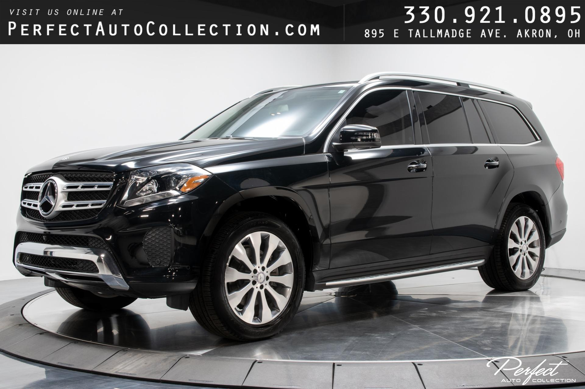 Used 2017 Mercedes-Benz GLS GLS 450 for sale Sold at Perfect Auto Collection in Akron OH 44310 1
