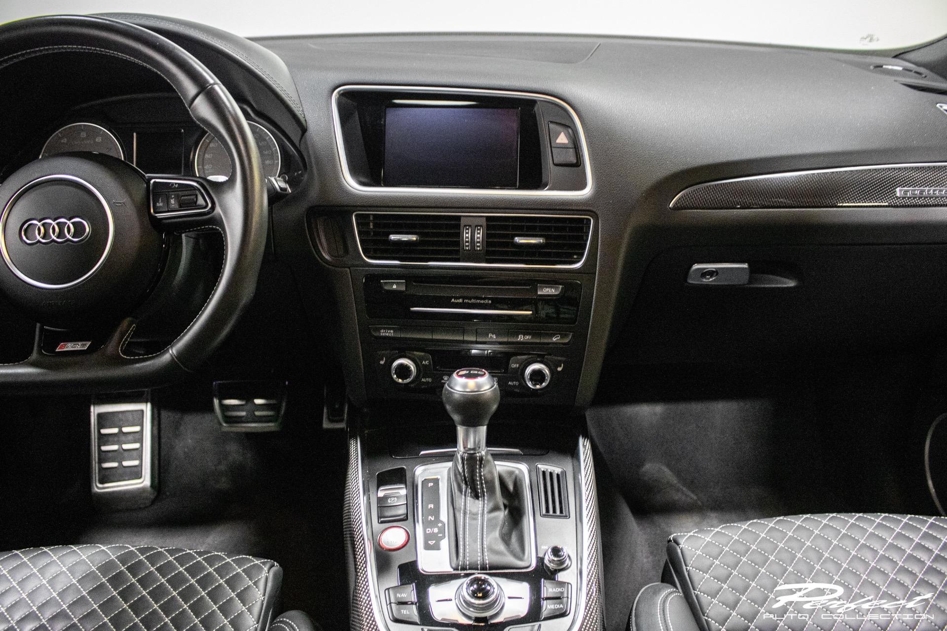 Used 2016 Audi SQ5 Premium Plus Sport Utility 4D