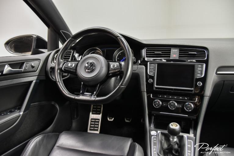 Used 2017 Volkswagen Golf R