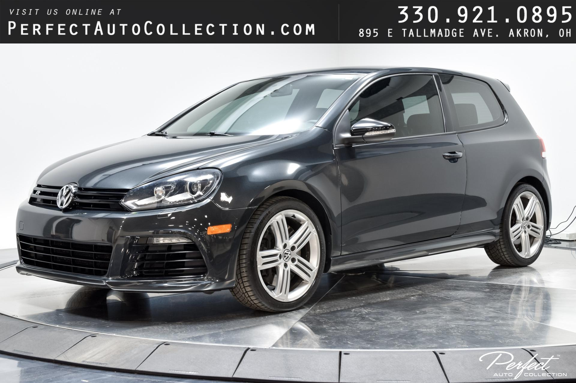 Used 2013 Volkswagen Golf R Base for sale $22,495 at Perfect Auto Collection in Akron OH 44310 1