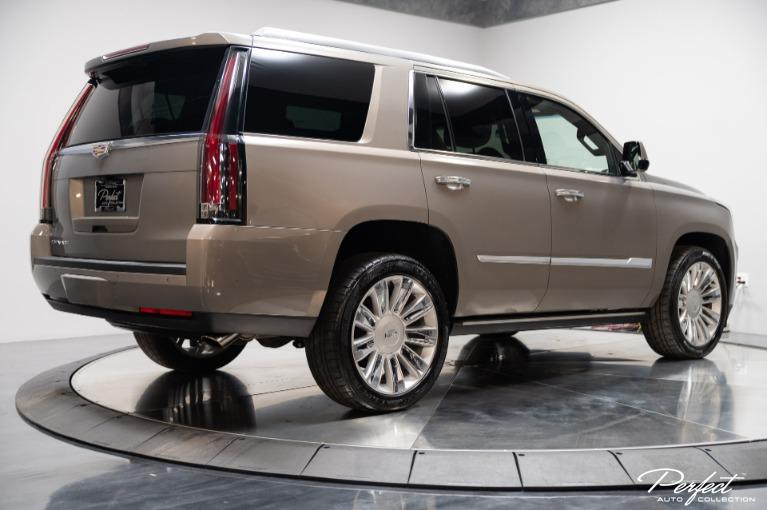 Used 2017 Cadillac Escalade Platinum